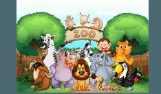 zoo Cuentos infantiles: La competición de los animales