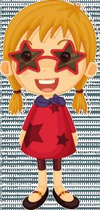 carla y las gafas mágicas