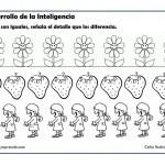 desarrollo de la inteligencia 1 005 150x150 Fichas para el  Desarrollo de la Inteligencia 1ºde Primaria