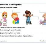 desarrollo de la inteligencia 1 018 150x150 Fichas para el  Desarrollo de la Inteligencia 1ºde Primaria