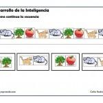 desarrollo de la inteligencia 1 022 150x150 Fichas para el  Desarrollo de la Inteligencia 1ºde Primaria