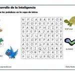 desarrollo de la inteligencia 1 023 150x150 Fichas para el  Desarrollo de la Inteligencia 1ºde Primaria