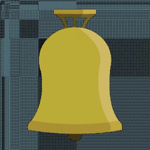 campana 300x300 Cuento infantil: La campana que rompió el silencio