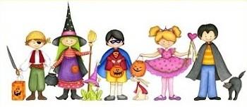 invitaciones-halloween-ninos-disfraces