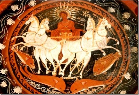 helios thumb Helios, Dios del Sol y su hijo Faetón