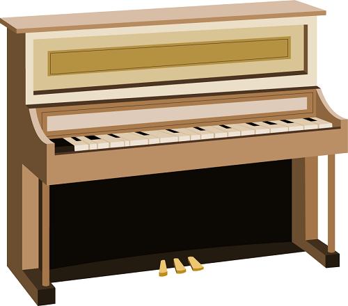 cuento infantil el piano
